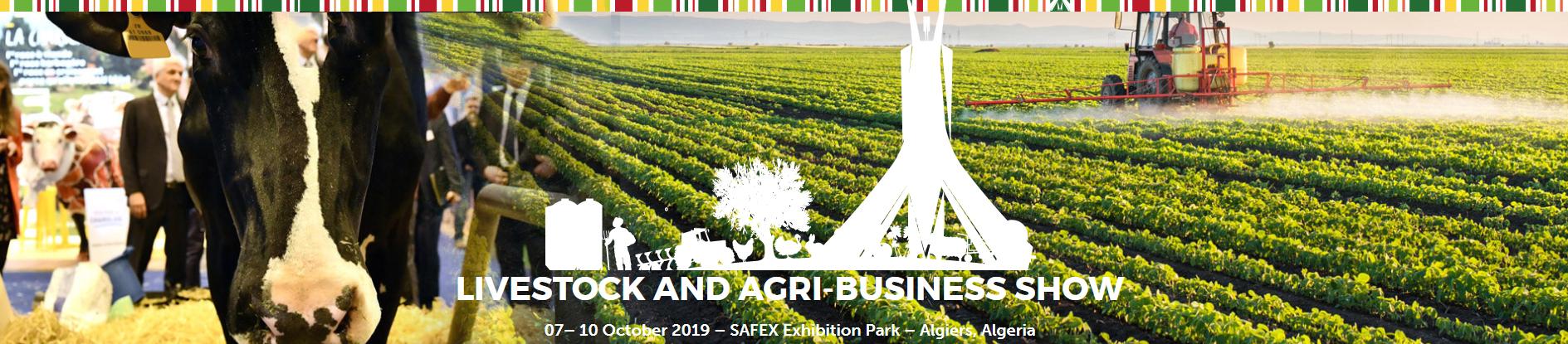 Exposición internacional de agricultura y ganadería de Argelia 2019