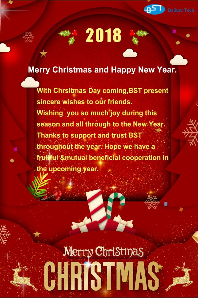 """Bison Technology les desea a todos una """"Feliz Navidad"""""""